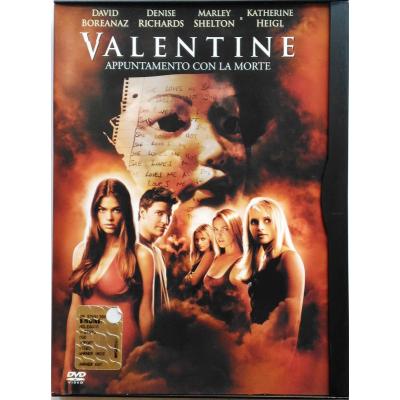 Dvd Valentine Appuntamento con la Morte Snapper