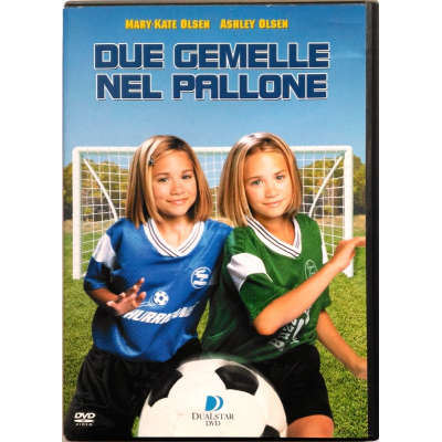 Dvd Due gemelle nel pallone