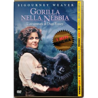 Dvd Gorilla nella nebbia