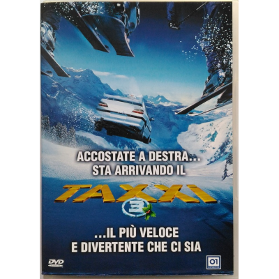 Dvd Taxxi 3