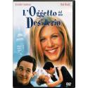 Dvd L'oggetto del mio desiderio con Jennifer Aniston 1998 Usato