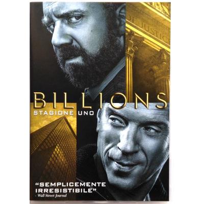 Dvd Billions - Stagione Uno 1