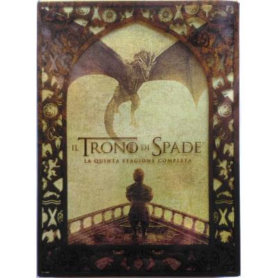 Dvd Il Trono di Spade - Quinta Stagione 05