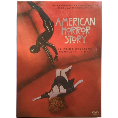 Dvd American Horror Story - Prima Stagione 01
