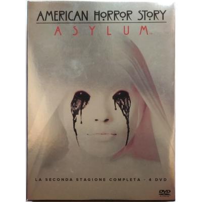 Dvd American Horror Story Asylum - Stagione 02