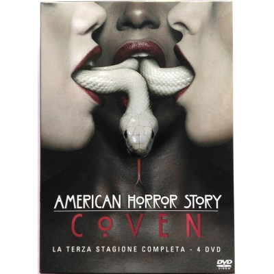Dvd American Horror Story Coven - Stagione 03