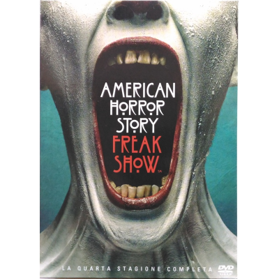 Dvd American Horror Story Freak Show - Stagione 04