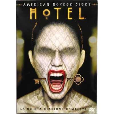 Dvd American Horror Story Hotel - Stagione 05