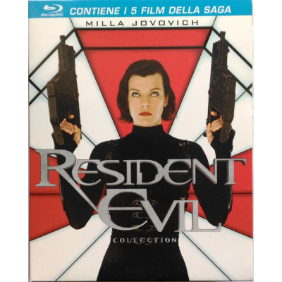 Blu-ray The Resident Evil Collection