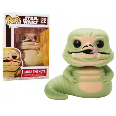 Star Wars Jabba The Hutt Pop! Funko bobble-head