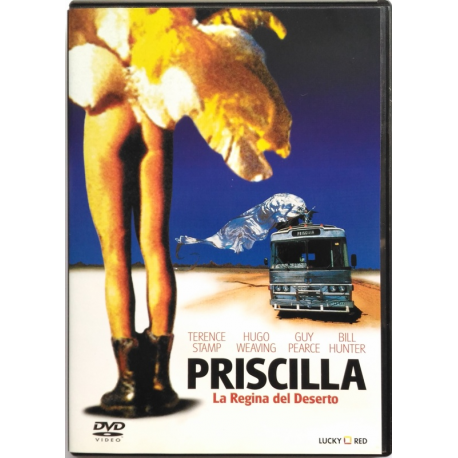 Dvd Priscilla - La regina del deserto