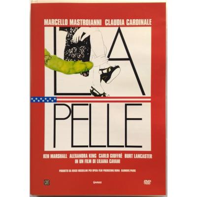 Dvd La Pelle di Liliana Cavani 1981