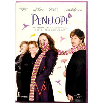 Dvd Penelope con Christina Ricci