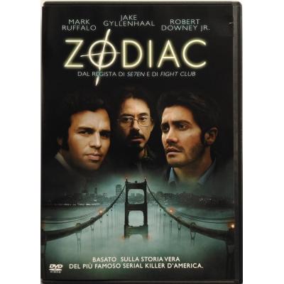 Dvd Zodiac di David Fincher