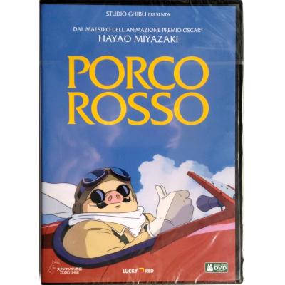 Dvd Porco Rosso di Hayao Miyazaki