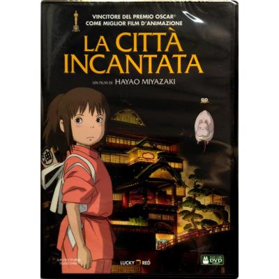 Dvd La Città Incantata
