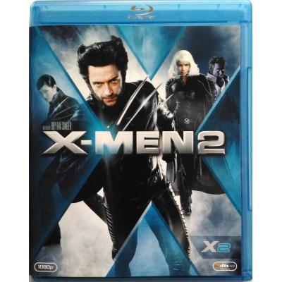 Blu-ray X-Men 2 - ed. 2 dischi