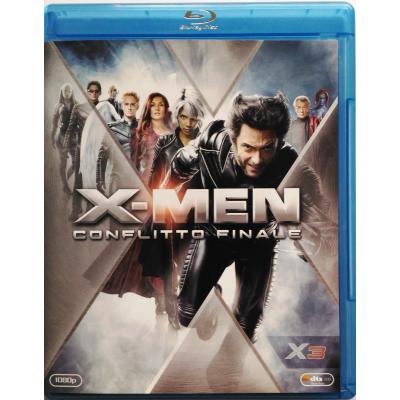 Blu-ray X-Men - Conflitto Finale - ed. 2 dischi