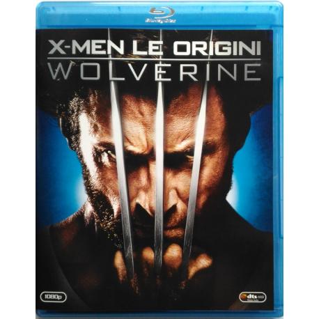 Blu-ray X-Men le Origini - Wolverine