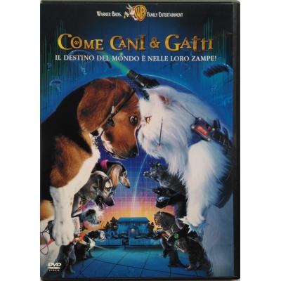 Dvd Come Cani e Gatti