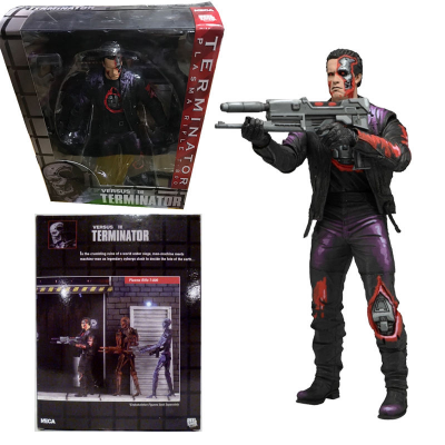 Action figure Robocop Vs Terminator T-800 Plasma Rifle Neca