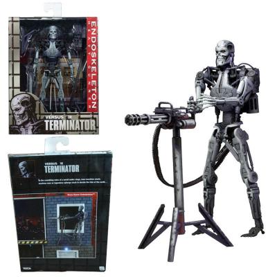 Action figure Robocop Vs Terminator Heavy Gunner Endoskeleton Neca