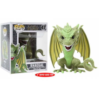 Game of Thrones Rhaegal oversize Pop! Funko