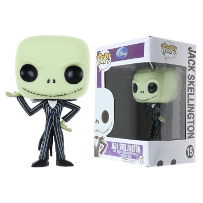 Jack Skellington Nightmare Before Christmas Pop! Funko