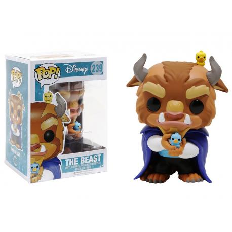 The Beast La Bella e la Bestia Pop! Funko