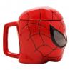 Tazza Marvel Spider-Man mask 3D Shaped Mug