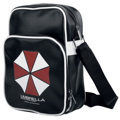 Borsa Resident Evil Umbrella Messenger Bag