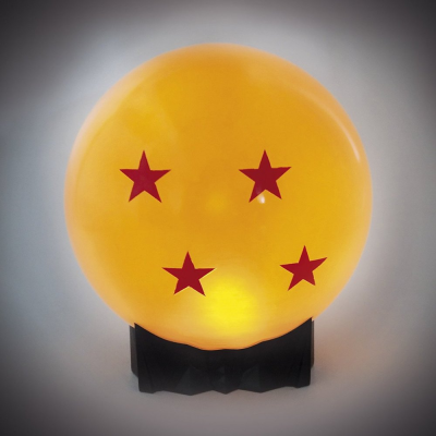 Lampada Dragon Ball Z Goku Sphere Lamp