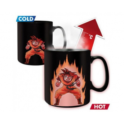 Tazza Dragon Ball Z Goku Heat Change Mug