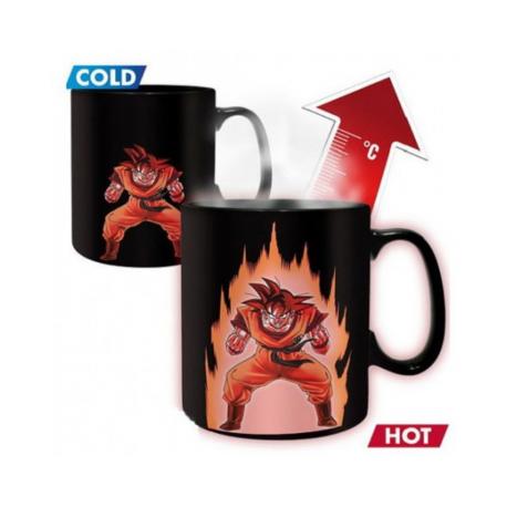 Tazza Dragon Ball Z Goku Heat Change Mug