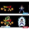 Tazza Dragon Ball Z Vegeta Heat Change Mug