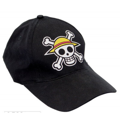 Cappello One Piece Luffy Skull Cap