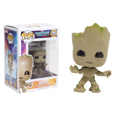 Guardians of the Galaxy Vol. 2 Groot Pop! Funko