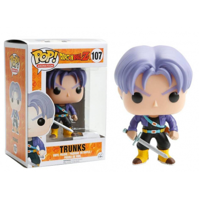 Dragon Ball Z Trunks Pop! Funko