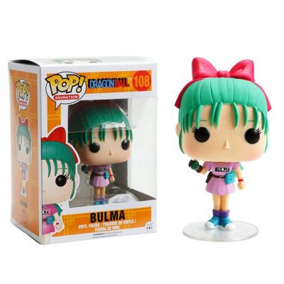 Dragon Ball Z Bulma Pop! Funko