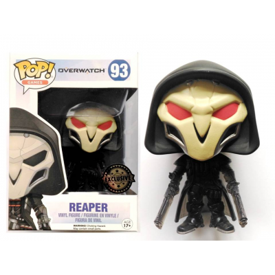 Overwatch Reaper Smokey Limited exclusive Pop! Funko