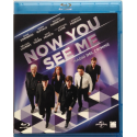 Blu-ray Now You See Me - I maghi del crimine (2013) Usato
