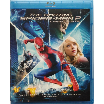 Blu-ray The Amazing Spider-Man 2 - Il Potere di Electro