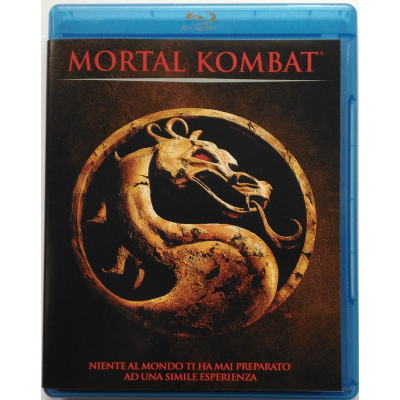 Blu-ray Mortal Kombat