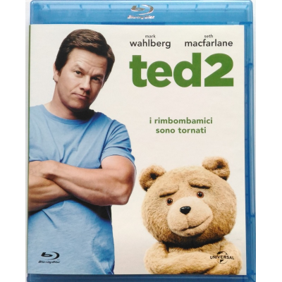 Blu-ray Ted 2