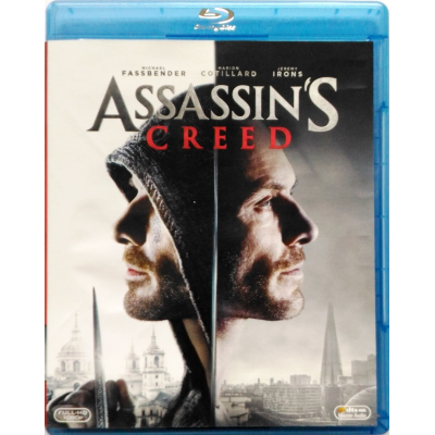 Blu-ray Assassin's Creed