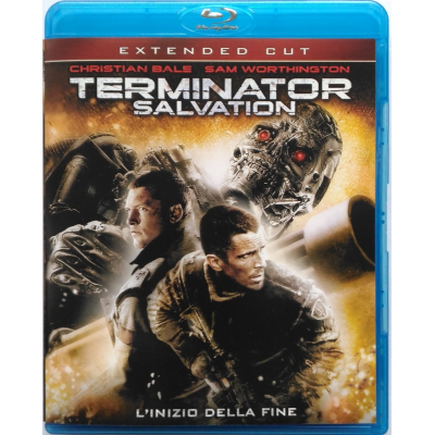 Blu-ray Terminator Salvation - Extended Cut