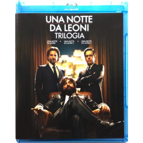 Blu-ray Una Notte da Leoni - Trilogia