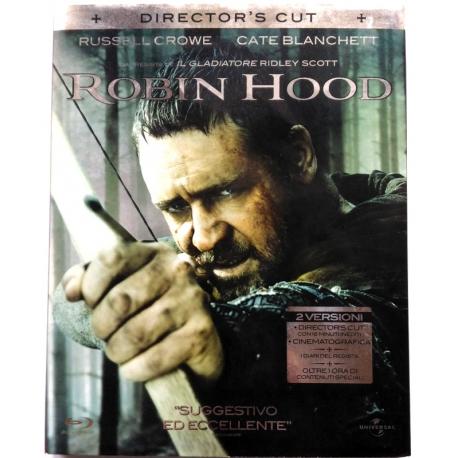 Blu-ray Robin Hood - Director's Cut