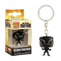 Black Panther Marvel Pocket Pop! Vinyl bobble-head KeyChain Funko