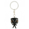 Portachiavi Black Panther Marvel Pocket Pop funko